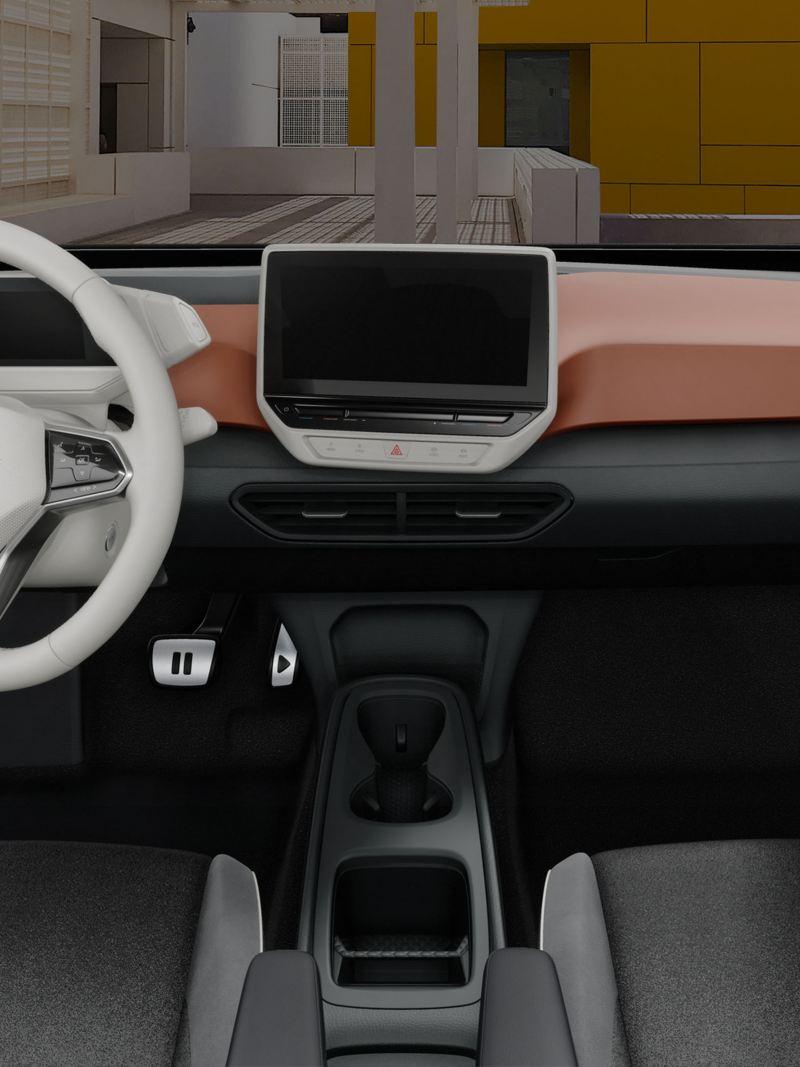 Plancia di Volkswagen ID.3 1ST Plus