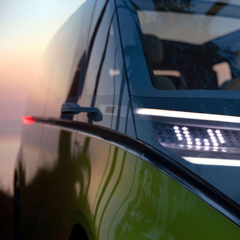 vw Volkswagen ID. BUZZ stor elbil elektrisk personbil familiebil flerbruksbil