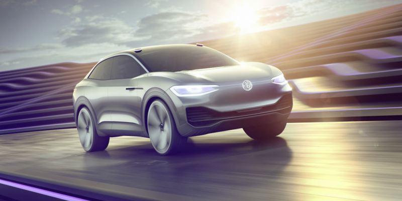 Samochody elektryczne nowej generacji z rodziny ID. będą nie tylko na stałe podłączone do Internetu, za kilka lat będą poruszały się autonomicznie