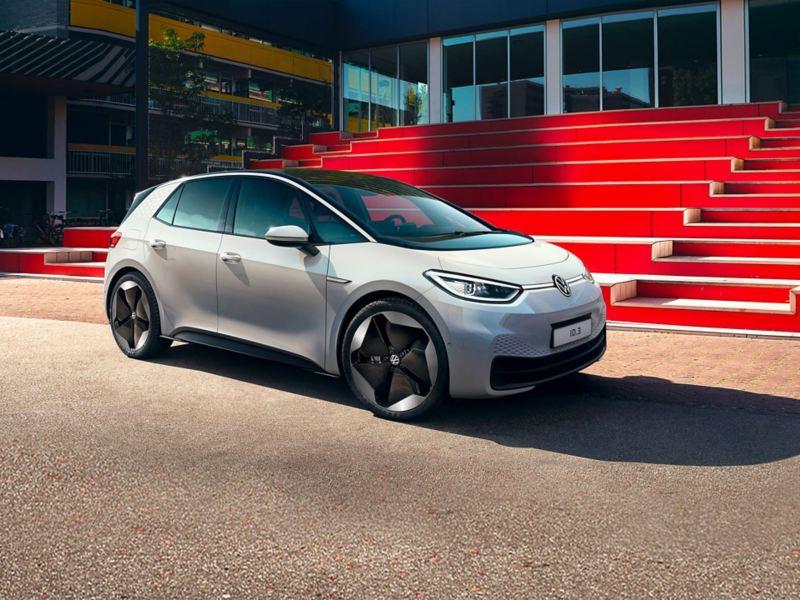 Laterale ID.3 auto elettrica Volkswagen