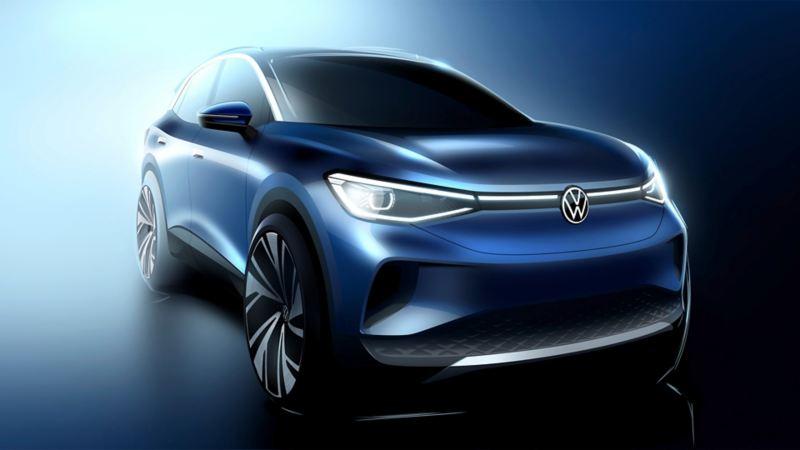 ID.4. Conoce las características y diseño del SUV eléctrico de Volkswagen