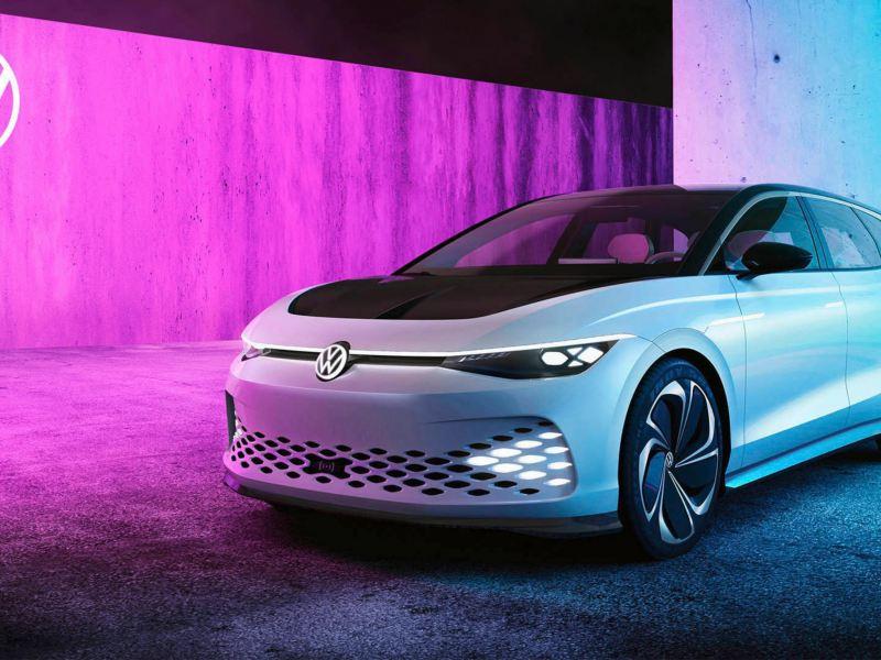 ID. SPACE VIZZION, el auto concepto de Volkswagen que con diseño sustentable y gran capacidad