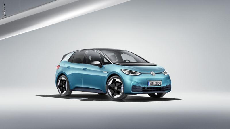 ID.3 wreszcie w pełnej krasie – debiut elektrycznego Volkswagena we Frankfurcie podczas IAA