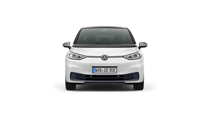 Volkswagen VW ID.3 1ST sett forfra