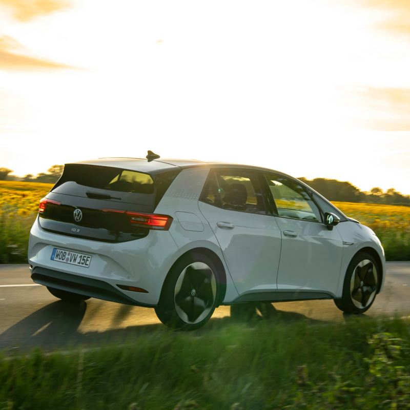 Autonomía vehículos eléctricos Volkswagen