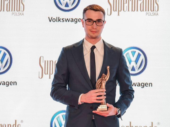 """Po raz trzeci z rzędu Volkswagen został nagrodzony tytułem """"Superbrands"""" w kategorii """"Motoryzacja"""""""