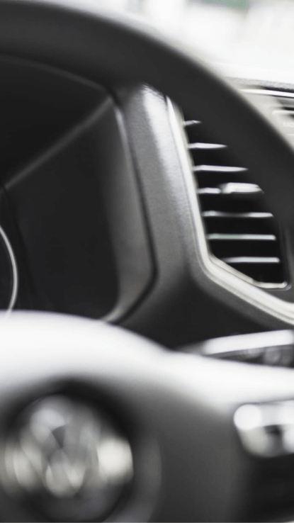 Wnętrze Volkswagen e-Crafter