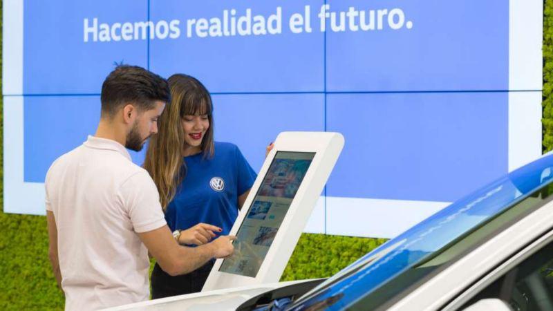 Atención personalizada Digital Showroom Gran Canaria