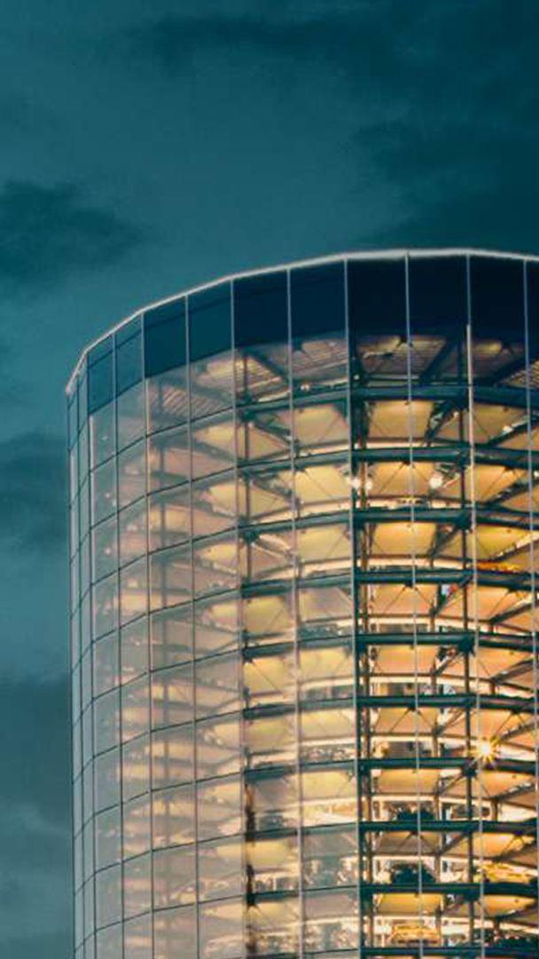 Image du quartier général de Volkswagen
