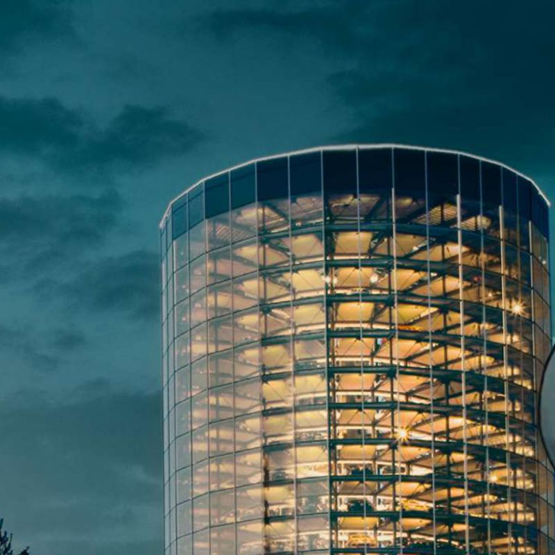 Volkswagen headquarter image