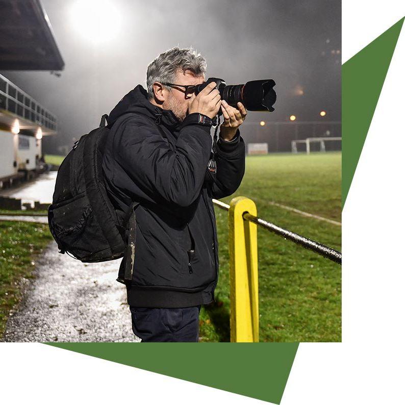 Jurgen Vantomme - stade du FC Bouillon