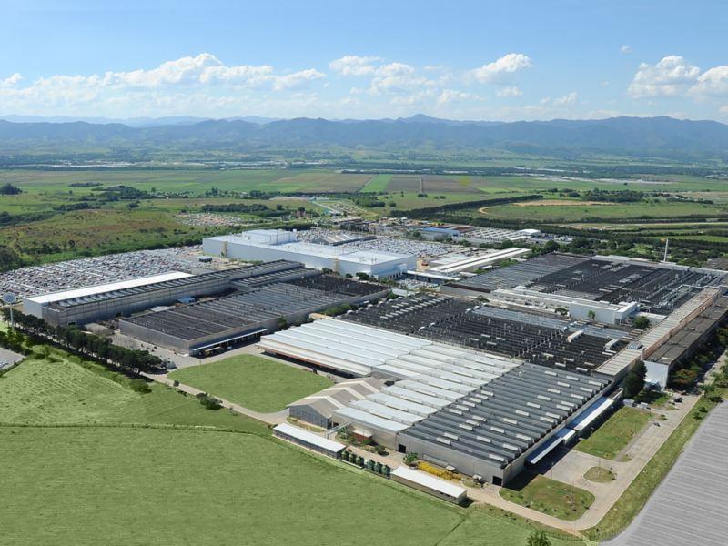 Volkswagen do Brasil - Planta Taubaté