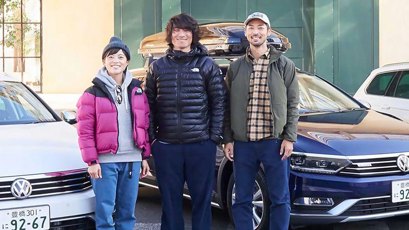 THE NORTH FACEサポートカー提供記念プレゼントキャンペーン