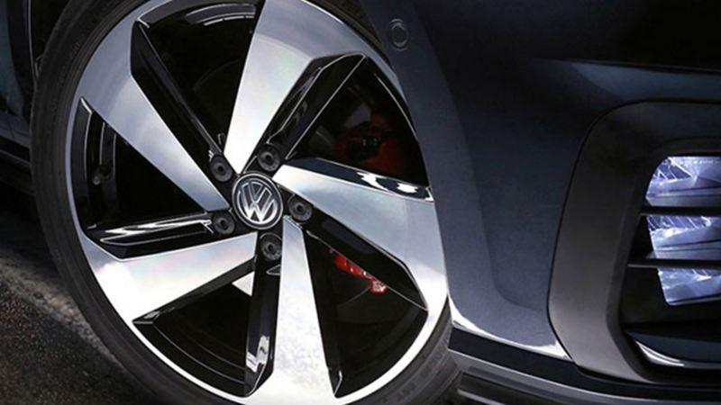 Rines de Golf GTI de Volkswagen