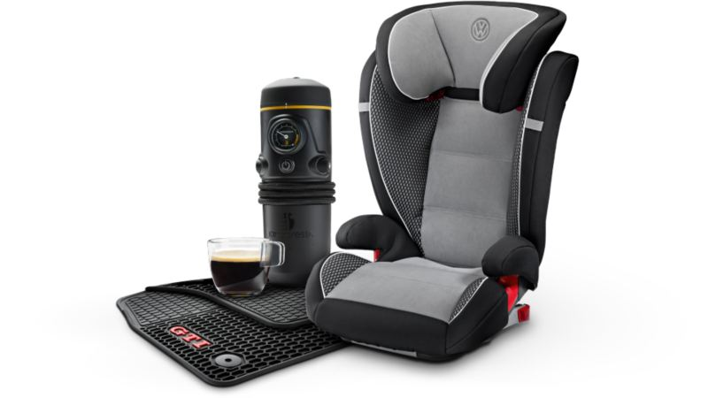 image of car seat and car mats