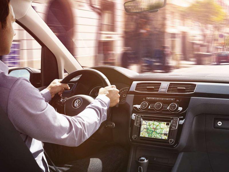 conducir-caddy