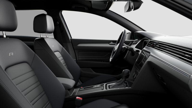 Volkswagen Passat Sportscombi R-Line Edition interiör