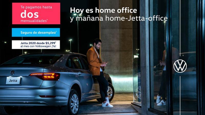 Jetta 2020, sedán disponible en ofertas de mayo de Volkswagen México. Entra y conoce su precio