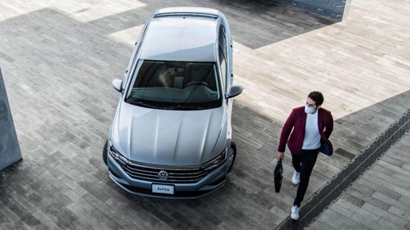 Jetta Startline disponible en las ofertas de octubre en Volkswagen México
