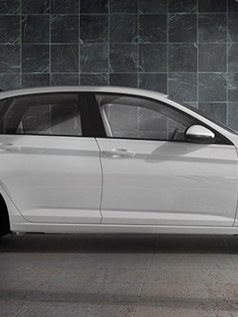 Volkswagen Jetta vista lateral