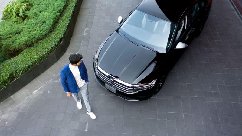 Jetta Edición Wolfsburg de Volkswagen, el auto familiar con neumáticos de aluminio para mejor desempeño