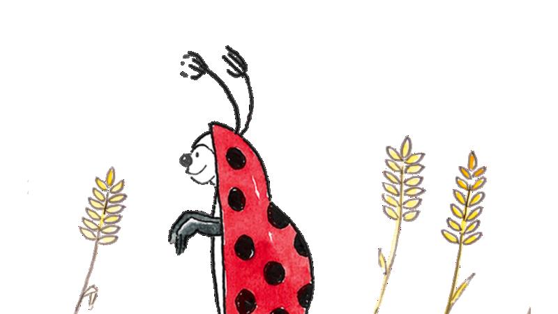 Käfer, der fahrende Freund von Tabaluga
