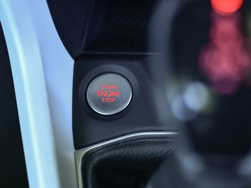 Sistema Keyless Access de Nuevo T-Cross de Volkswagen