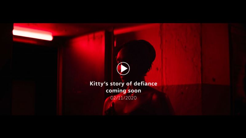 kitty video coming soon