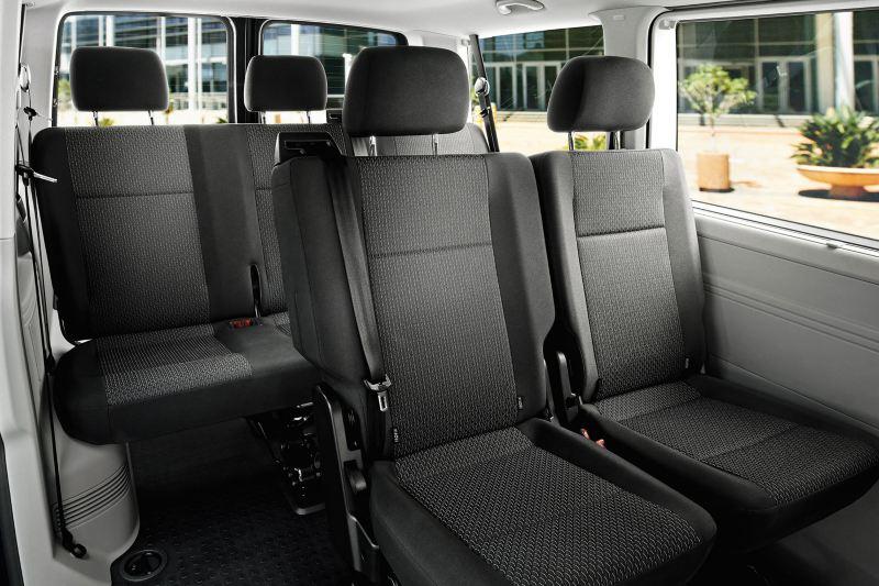 seats of the kombi