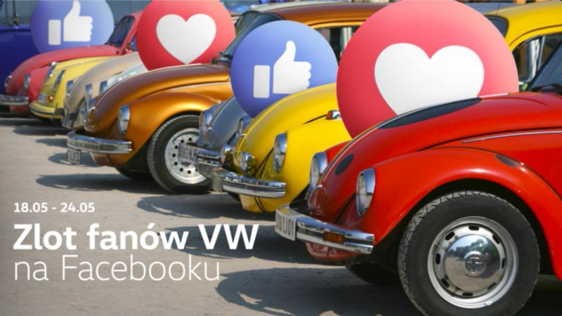 Volkswagen zaprasza na wirtualny Zlot Fanów w Internecie