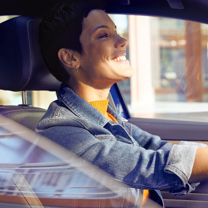 Volkswagen舒適與行動力
