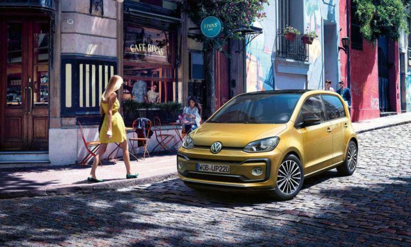 Volkswagen up !
