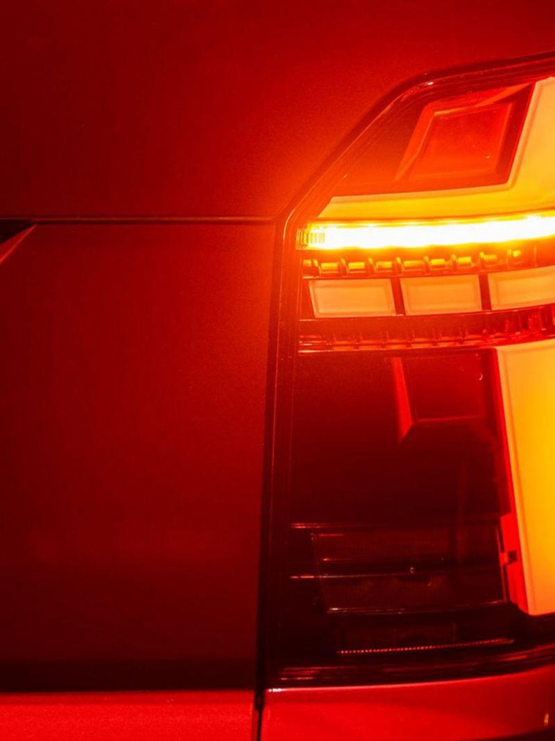 Multivan 6.1 eksteriør LED-lys bremselys