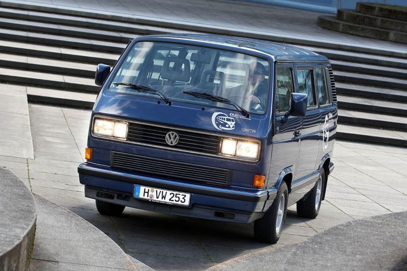 Multivan T3