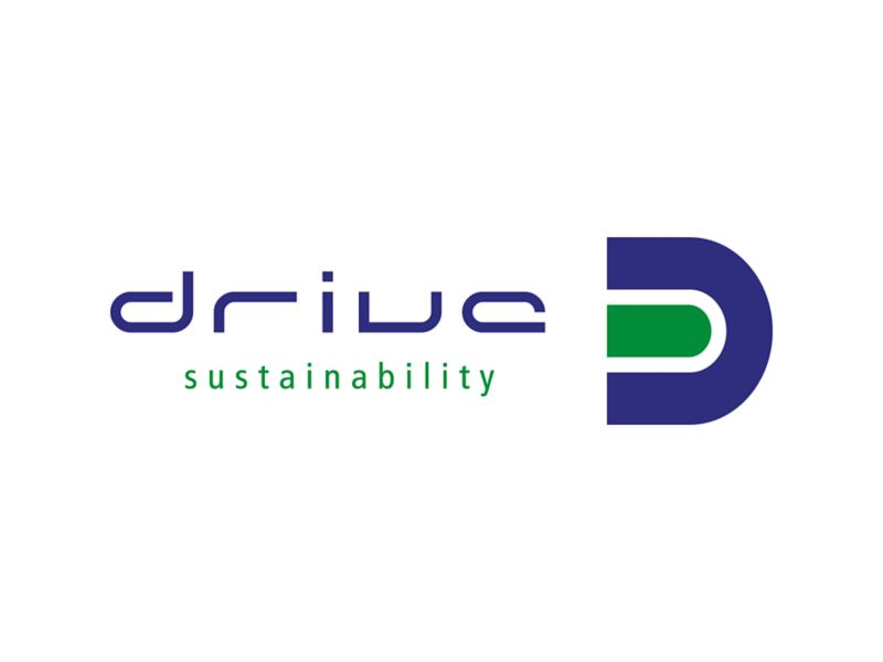 Logo de Drive Sustainability.
