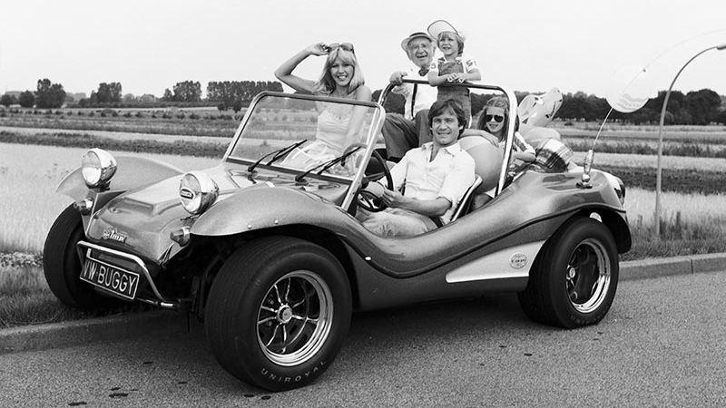 Love bug buggy 1964