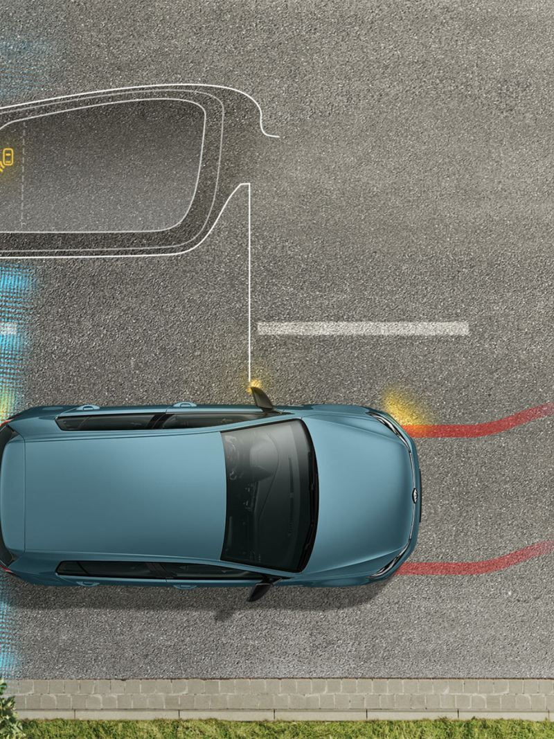 Golf Variant IQ.DRIVE Blind Spot