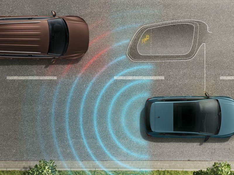 Polo IQ.DRIVE Blind Spot