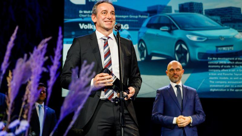 Grupa Volkswagen liderem elektromobilności w Polsce i na świecie