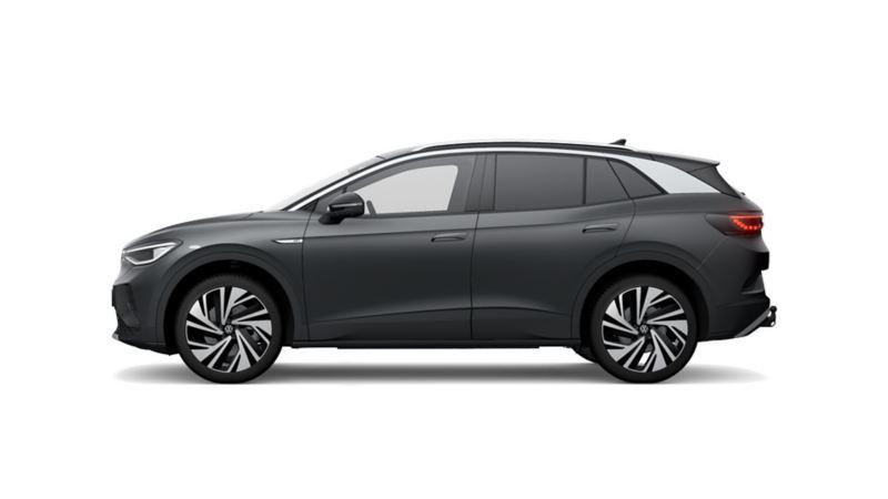 VW Volkswagen ID.4 1ST Max Mangan Grey Metallic