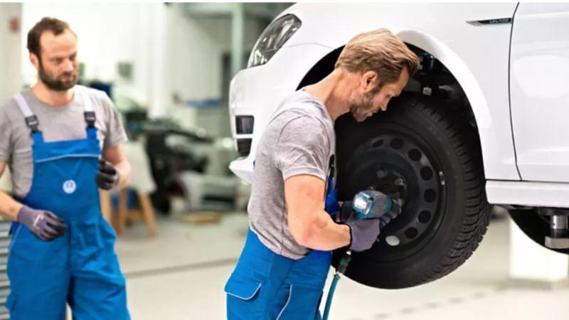 Conoce el calendario de mantenimiento para tu Volkswagen