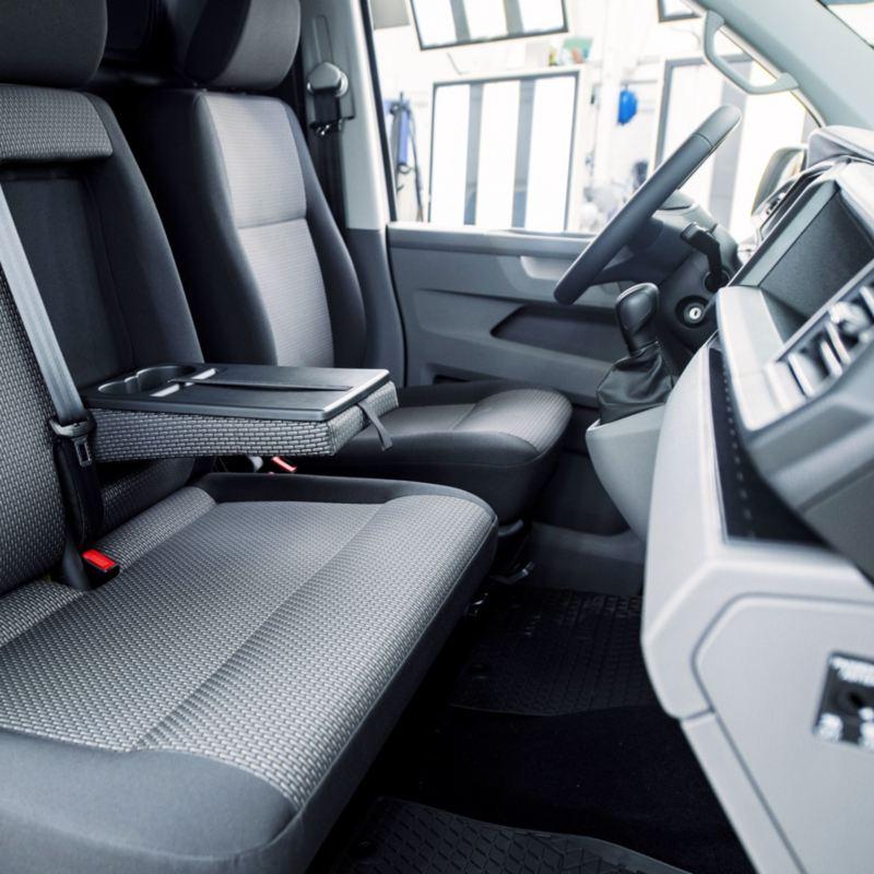 Volkswagen Utilitaires Transporter 6.1 intérieur