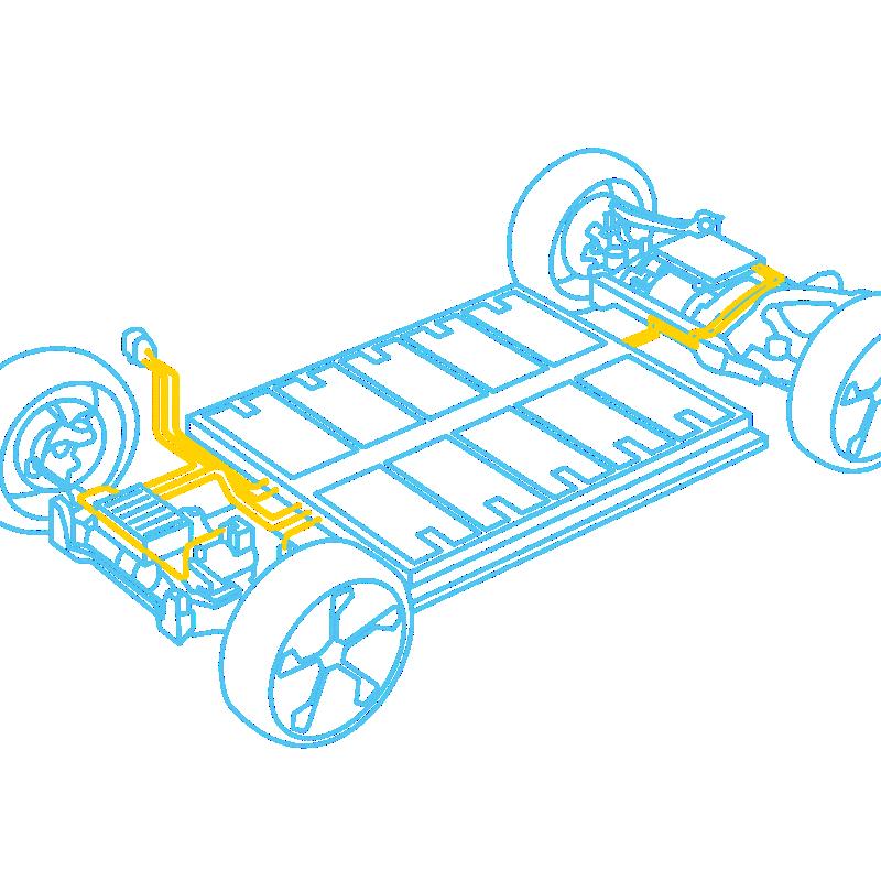 The vehicle platform MEB