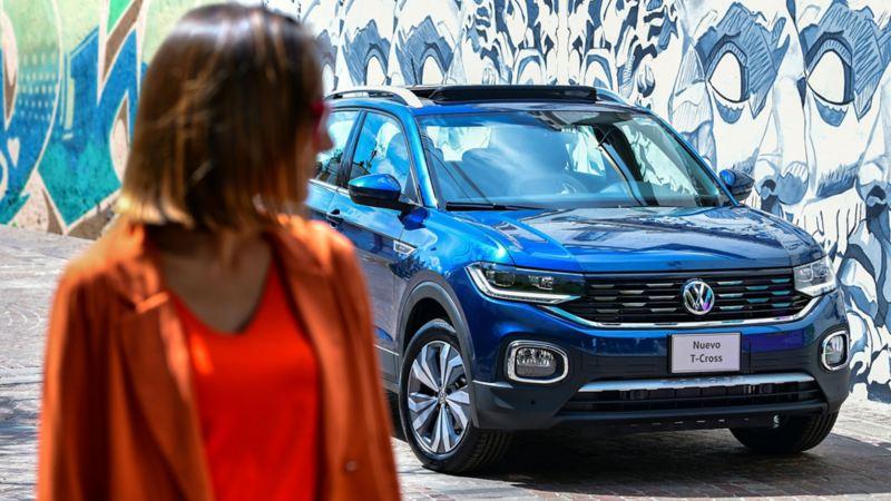 Nuevo T-Cross de Volkswagen, uno de los SUVs y mejores carros de 2019