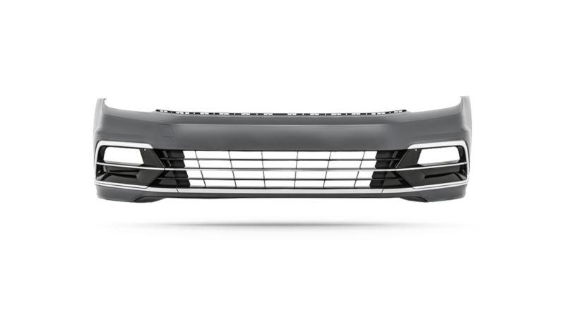 Volkswagen bumpers