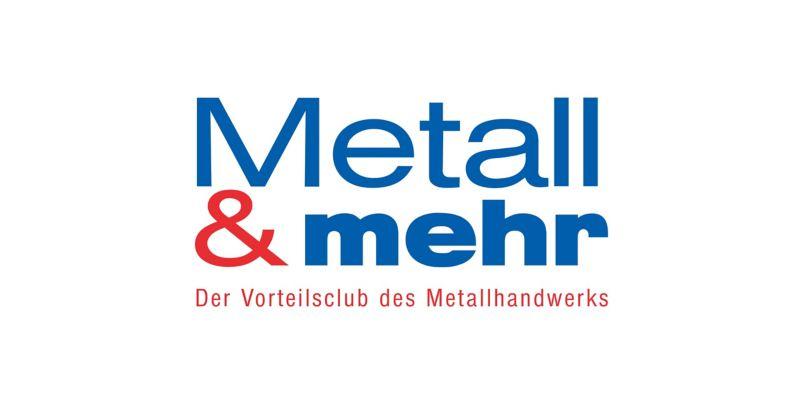 Das Logo des Vorteilsclub des Metallhandwerks.
