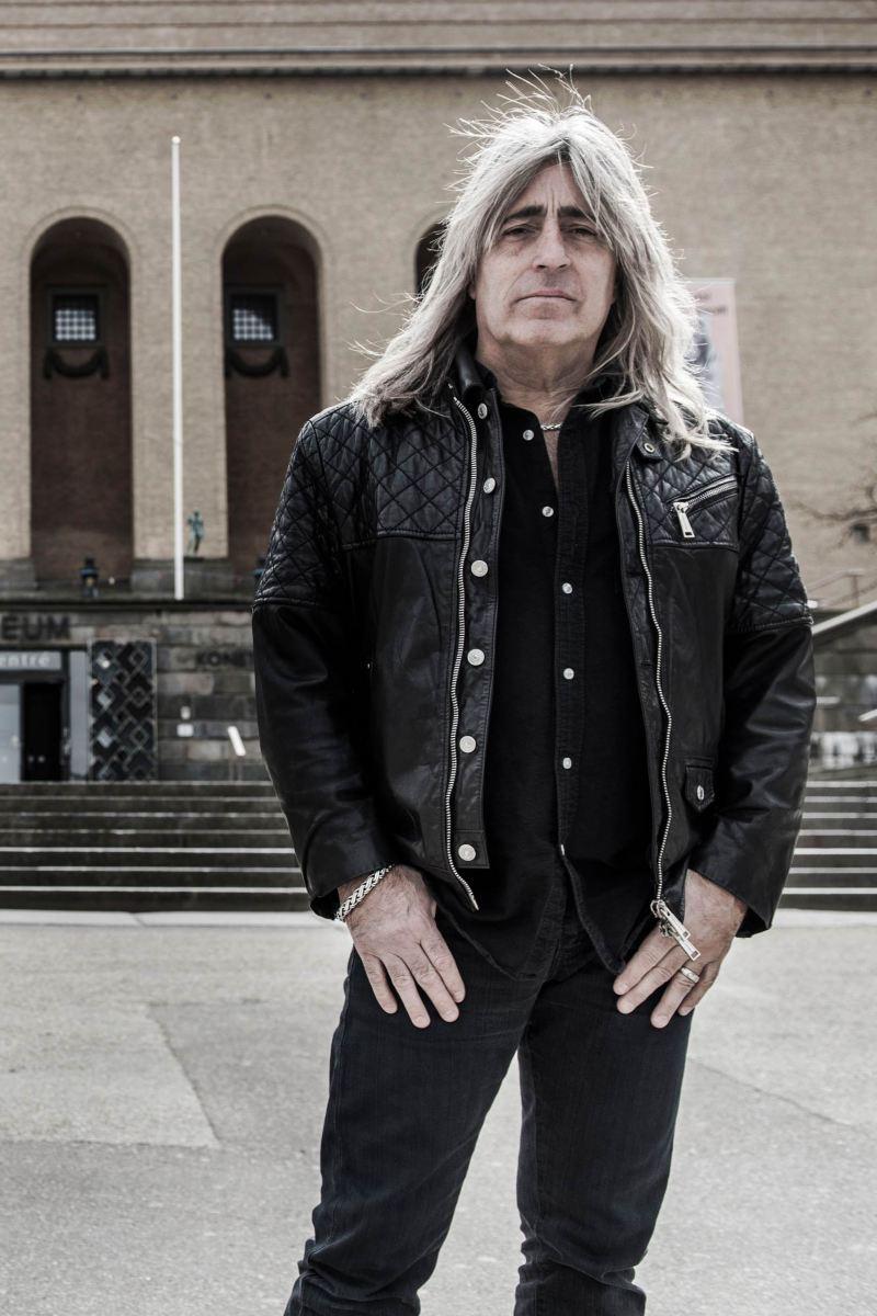 Mikkey Dee, trummaren i Motörhead