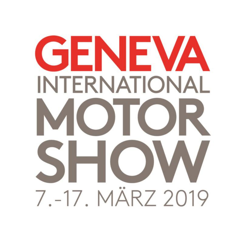 Plakat Geneva International Motor Show