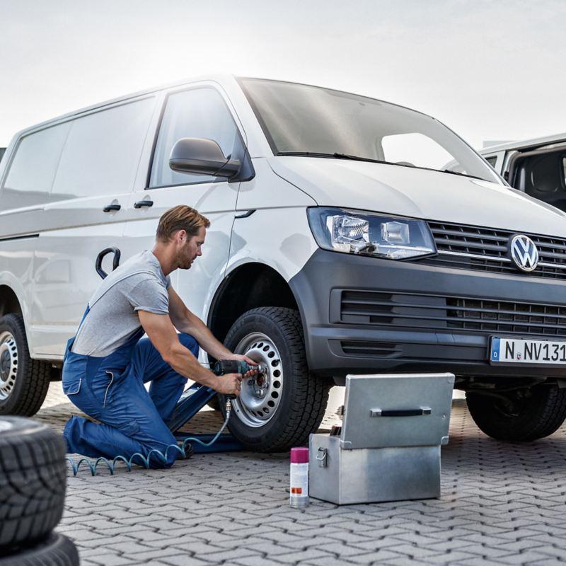 VW Nutzfahrzeuge Mobilität