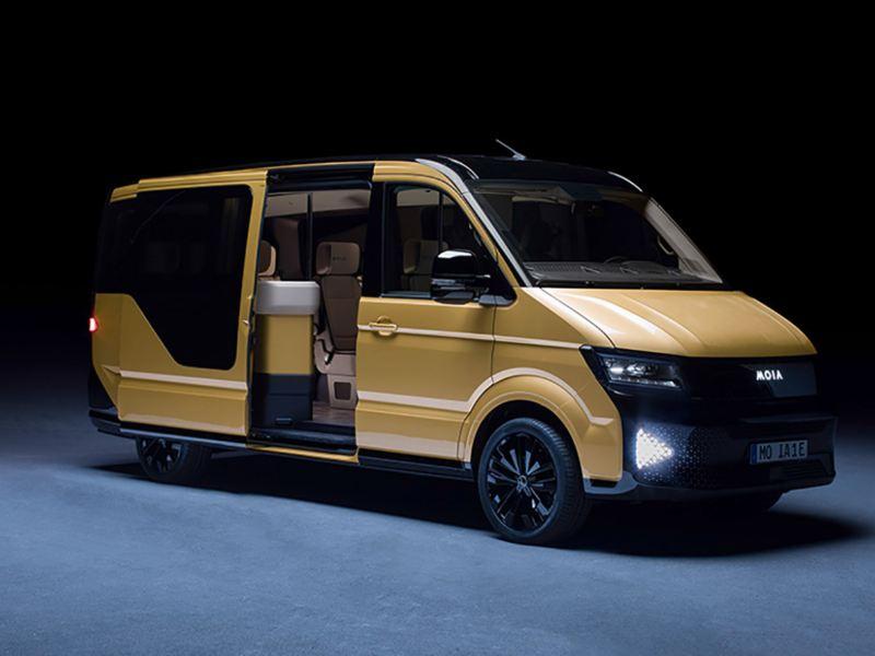 MOIA - eldriven samåkningsbuss